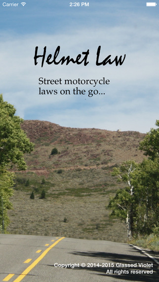 Helmet Law - Motorcycle Laws by State