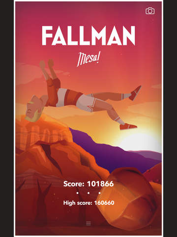 FALLMAN – Trampoline Action Screenshots