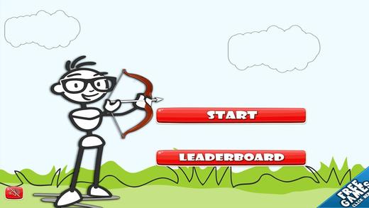 Stickman Archer Adventure PRO - Aim and Shoot Mission