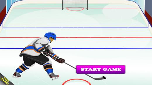 Ice Hockey Goalie Shootout Showdown MVP: Block The Big Slap Shot
