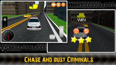City Police Chase 3D Full screenshot 2