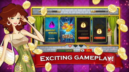 `` Ace Mystical Gems Slots Machine Free