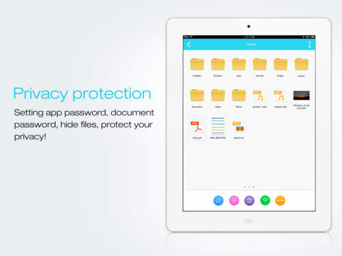 FileMaster - File Manager & Privacy Protection screenshot