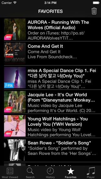 IYoutube Music - Free Music Player for YouTube Shuffle Loop Continuous Background Play Playlists