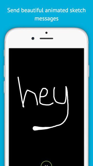 Doodl. — a sketch messenger