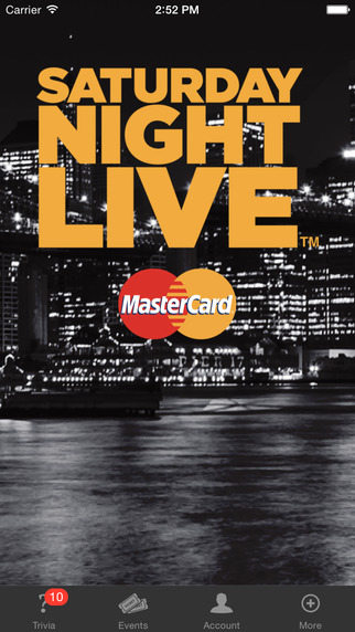 SNL MasterCard