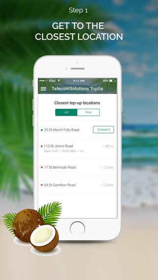 Telecom Top-Up