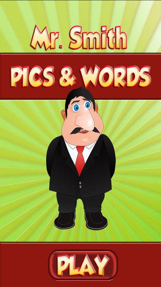 Picsand Words Puzzle