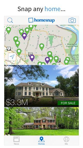 Homesnap Real Estate MLS Homes for Sale