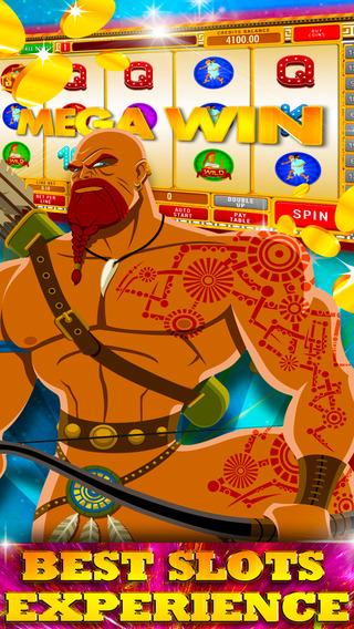 Myth and Glory Slot Machine: Unleash the fury of the casino gods and hit the jackpot