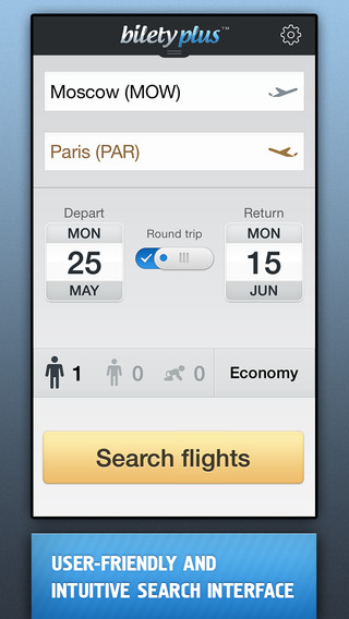 Flights BiletyPlus — Cheap flights search and compare prices.