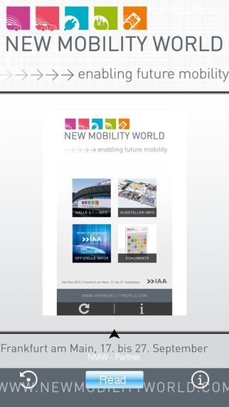 NMW - Partner-App