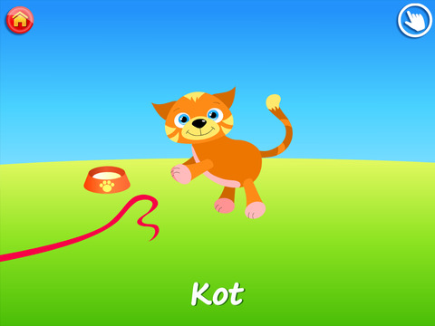 Zabawa w chowanego - Gra Edukacyjna dla Dzieci Screenshots