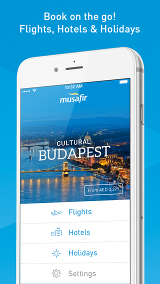 Musafir – Flights Hotels and Holidays