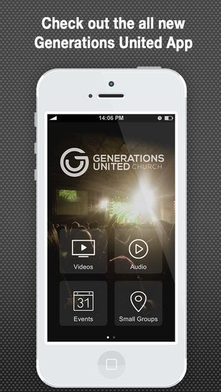 Generations United Church