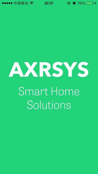 AXR Home
