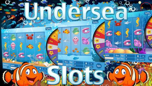 Atlas Undersea Casino 777 Slots with Blackjack Poker and more