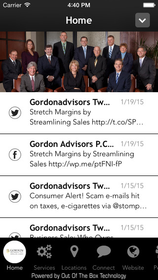 Gordon Advisors