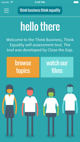 Think Business Think Equality