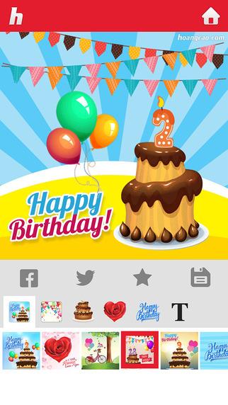 Happy Birthday Cards h