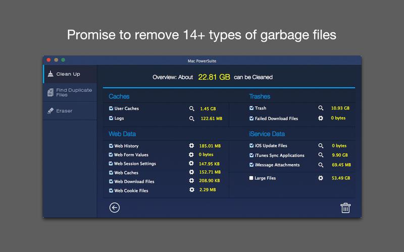 PowerSuite Screenshot - 2