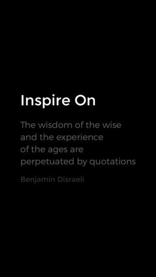 Inspire On - Inspirational Quotes