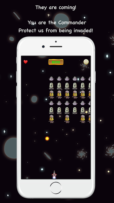 Loony Invaders Screenshot