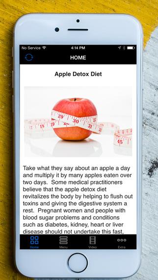 Apple Detox Diet Pro