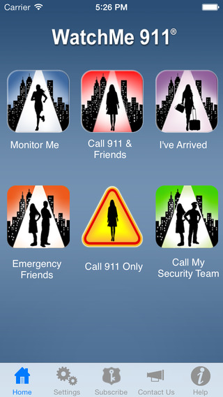 WatchMe 911® - Your Personal Protection System®