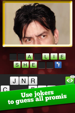 Celebrity Quiz: Guess the Star - The most famous VIP from film, music, fashion & sports screenshot 3