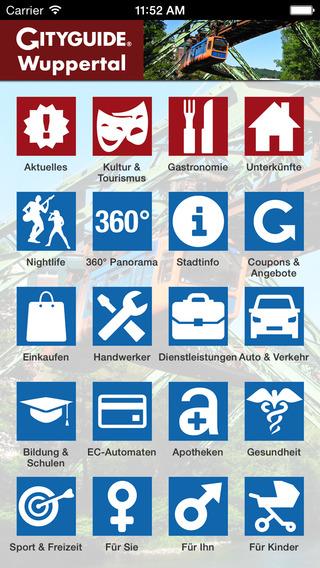 免費下載旅遊APP Wuppertal App app開箱文 APP開箱王