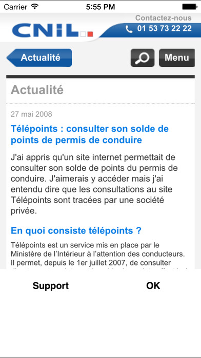Telepoints iPhone Screenshot 4