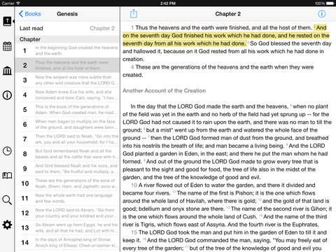 VerseWise Bible Revised Standard Version +