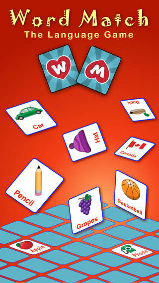 Word Match Free - The Language Game