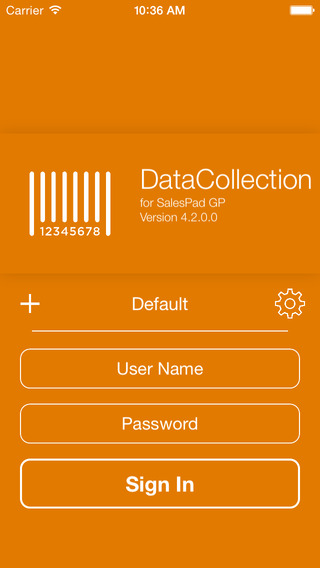 SalesPad DataCollection
