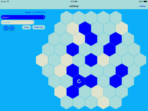 Catchup - Abstract Strategy iPad