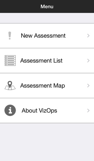 VizOps Mobile - Field Data Collection App for Damage Assessment