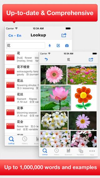 Advanced English Chinese Dictionary Translation - English中国词典