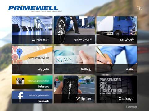 Primewell Iran