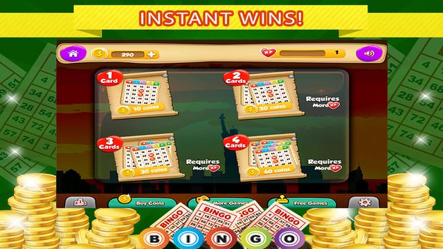 All American Bingo Rush Jackpot: The Bingo Games Hall Online