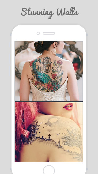 Tattoos For Girls - Awasome Tattos Collections for chest wrist thigh