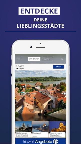 Ungarn - dein Reiseführer mit Offline Karte von tripwolf Guide für Sehenswürdigkeiten Touren und Hot