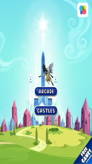 Medieval Knight Rescue - A Massive Dragon Dodge Game FREE