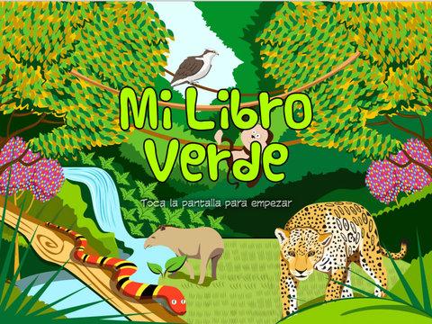 Mi Libro Verde ecosistemas terrestres