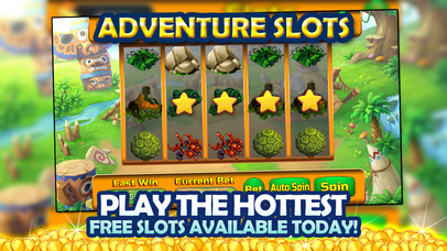Journey on Adventure Slots