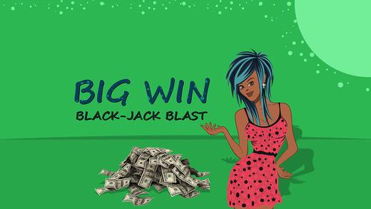 Big Win BlackJack Blast - Live card betting gamble game