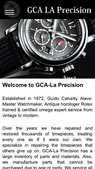 GCA LA Precision