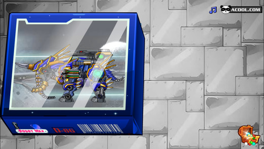 Toy Robot War:Robot Mammoth