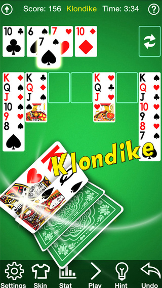 A¹ Klondike Solitaire -Patience Card Blitz as Freecell Spider