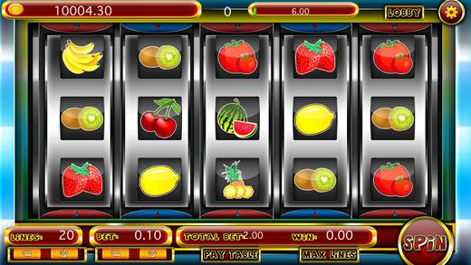 Fruit casino – free slot machine